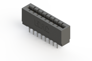 717-016-522-201 - Press-fit Card Edge Connector