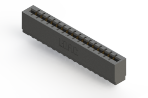 717-016-525-101 - Press-fit Card Edge Connector