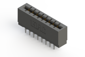 717-016-525-201 - Press-fit Card Edge Connector