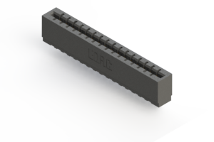 717-016-540-101 - Press-fit Card Edge Connector