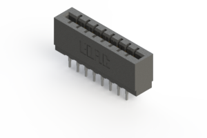 717-016-540-201 - Press-fit Card Edge Connector
