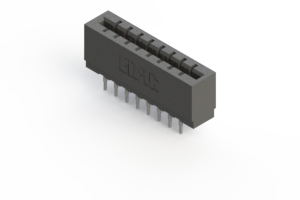 717-016-541-201 - Press-fit Card Edge Connector