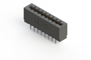 717-016-545-201 - Press-fit Card Edge Connector