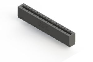 717-017-540-101 - Press-fit Card Edge Connector