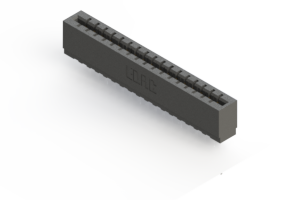 717-017-541-101 - Press-fit Card Edge Connector