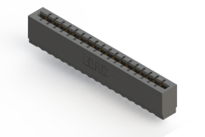 717-018-525-101 - Press-fit Card Edge Connector