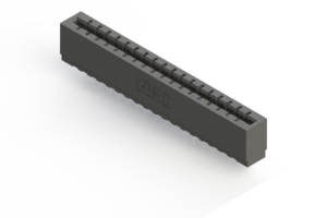 717-018-540-101 - Press-fit Card Edge Connector