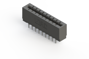 717-018-540-201 - Press-fit Card Edge Connector