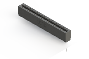 717-018-541-101 - Press-fit Card Edge Connector
