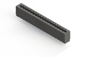 717-018-545-101 - Press-fit Card Edge Connector
