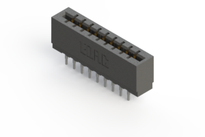 717-018-545-201 - Press-fit Card Edge Connector