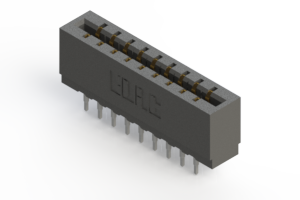 717-018-560-201 - Press-fit Card Edge Connector