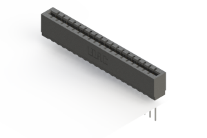717-019-541-101 - Press-fit Card Edge Connector