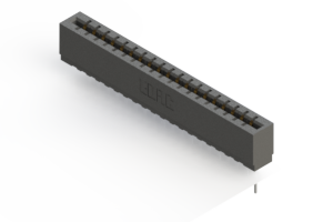 717-019-545-101 - Press-fit Card Edge Connector