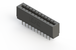 717-020-522-201 - Press-fit Card Edge Connector