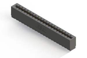717-020-525-101 - Press-fit Card Edge Connector