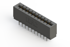 717-020-525-201 - Press-fit Card Edge Connector