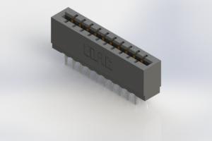 717-020-545-206 - Press-Fit Card Edge Connectors