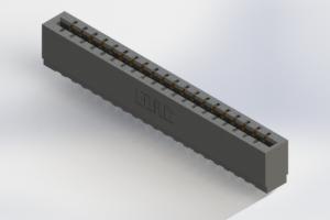 717-020-560-106 - Press-Fit Card Edge Connectors