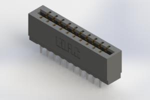717-020-560-206 - Press-Fit Card Edge Connectors