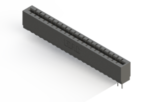 717-021-522-101 - Press-fit Card Edge Connector