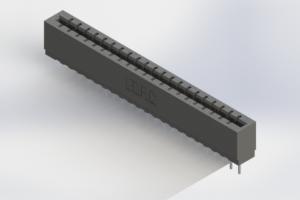 717-021-522-106 - Press-Fit Card Edge Connectors