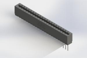 717-021-540-106 - Press-Fit Card Edge Connectors