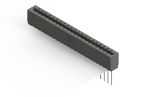 717-021-541-101 - Press-fit Card Edge Connector