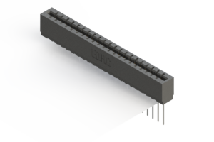 717-021-541-106 - Press-Fit Card Edge Connectors