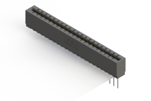 717-021-545-101 - Press-fit Card Edge Connector