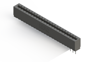 717-022-522-101 - Press-fit Card Edge Connector