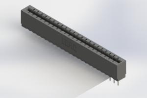 717-022-522-106 - Press-Fit Card Edge Connectors