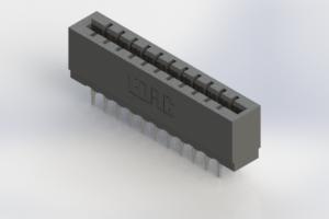 717-022-522-206 - Press-Fit Card Edge Connectors