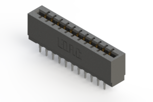 717-022-525-201 - Press-fit Card Edge Connector