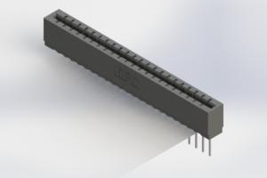 717-022-540-106 - Press-Fit Card Edge Connectors