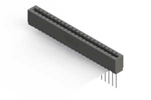 717-022-541-101 - Press-fit Card Edge Connector