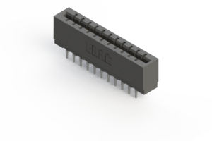 717-022-541-201 - Press-fit Card Edge Connector