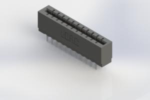 717-022-541-206 - Press-Fit Card Edge Connectors