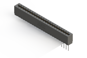 717-022-545-101 - Press-fit Card Edge Connector