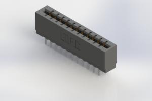 717-022-545-206 - Press-Fit Card Edge Connectors