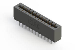 717-022-560-206 - Press-Fit Card Edge Connectors