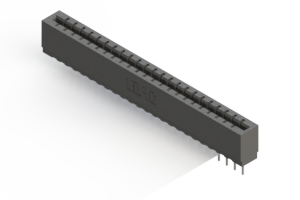 717-023-522-101 - Press-fit Card Edge Connector
