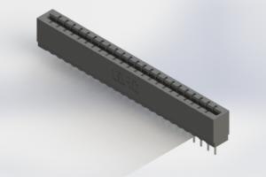 717-023-522-106 - Press-Fit Card Edge Connectors