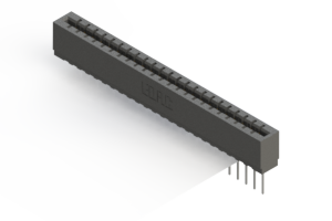 717-023-540-101 - Press-fit Card Edge Connector