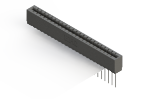 717-023-541-101 - Press-fit Card Edge Connector