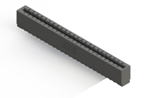 717-024-520-106 - Press-Fit Card Edge Connectors
