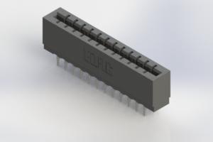 717-024-522-206 - Press-Fit Card Edge Connectors