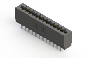717-024-525-206 - Press-Fit Card Edge Connectors