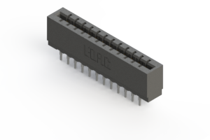 717-024-540-201 - Press-fit Card Edge Connector