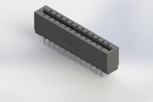 717-024-540-206 - Press-Fit Card Edge Connectors
